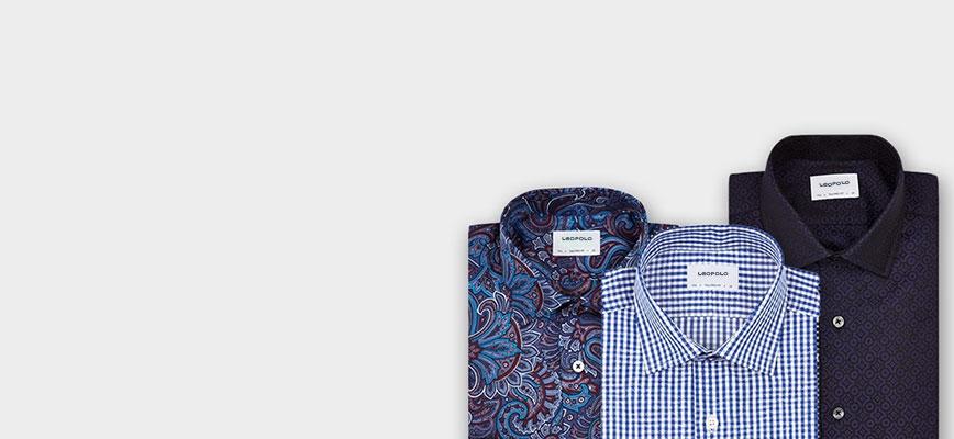 Производитель мужских рубашек